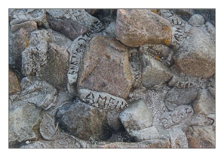 Steine & Namen