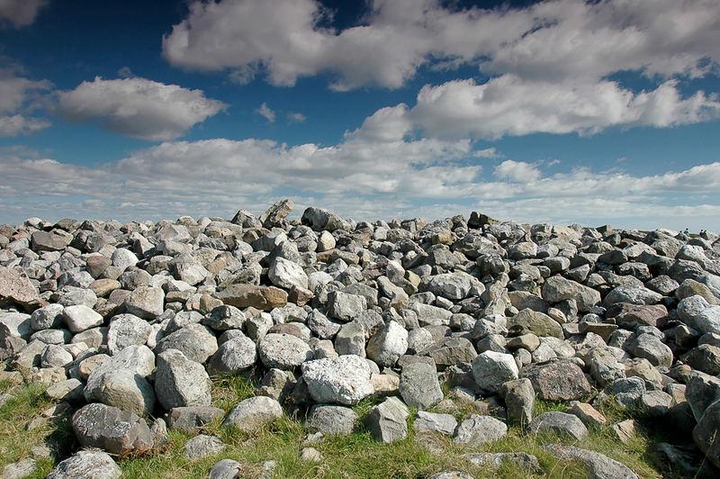 Steine über Steine