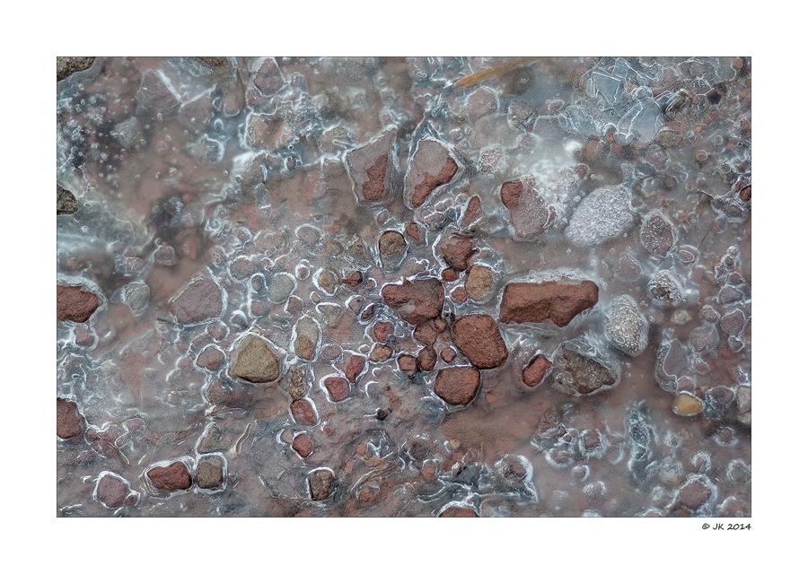 Steineis und Eissteine