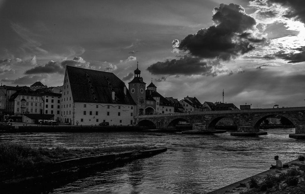 Regensburg Straßen