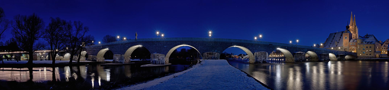 Steinerne Brücke von Regensburg