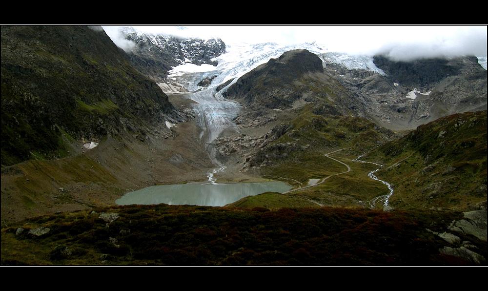 Steingletscher am Sustenpass