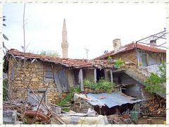 Steinhaus bei Manavgat (Türkei)