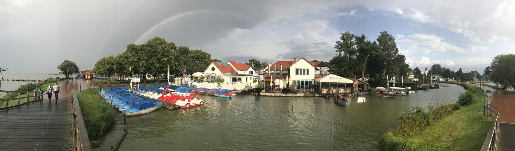 Steinhude - Steinhuder Meer (Panorama)