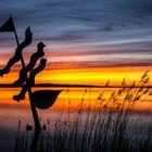 Steinhuder Meer... traumhafter Sonnenuntergang!
