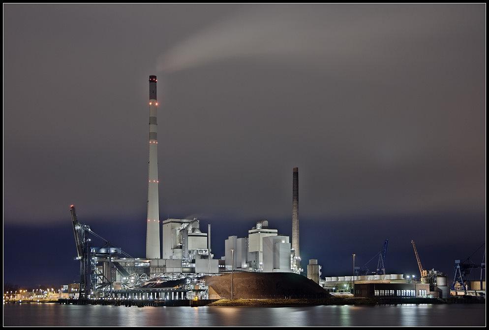 Steinkohle-Kraftwerk