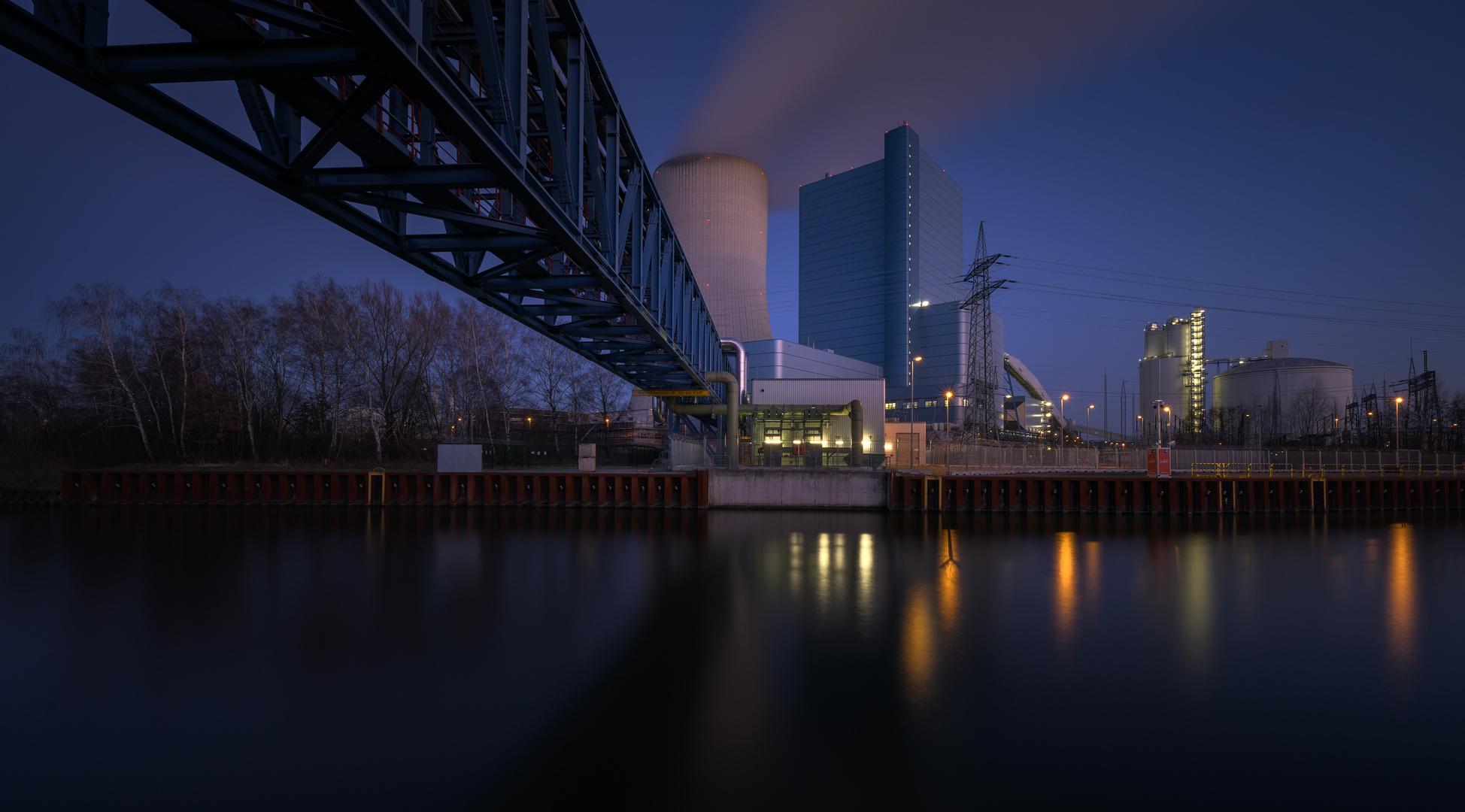 Steinkohlekraftwerk Datteln IV