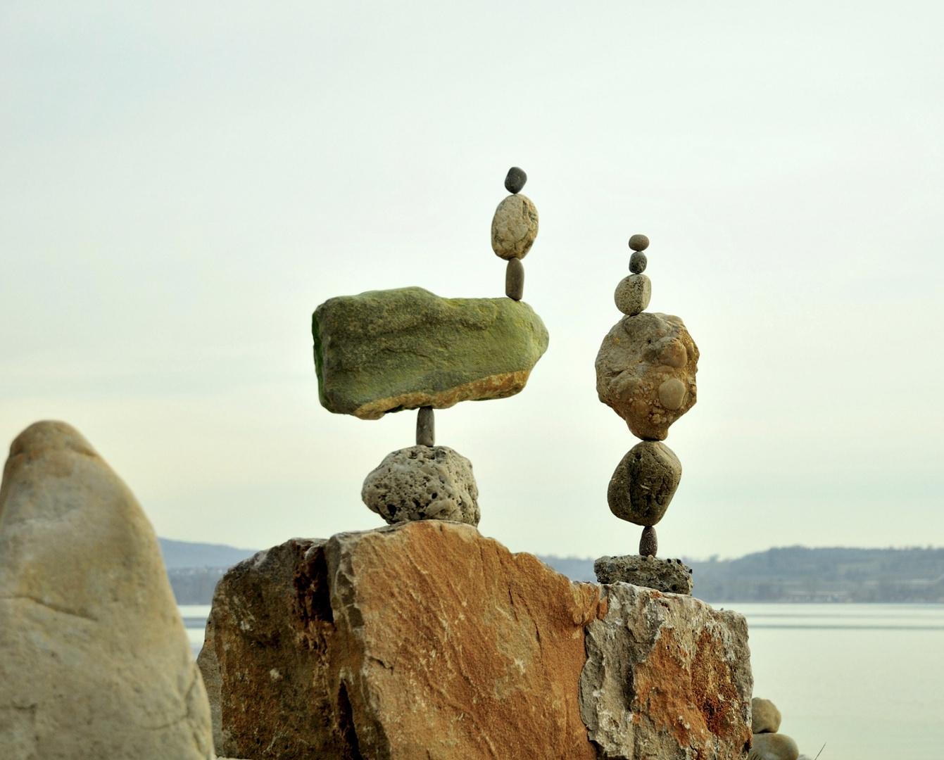 Steinkunst am Bodensee