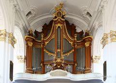 Steinmeyer-Orgel im Michel