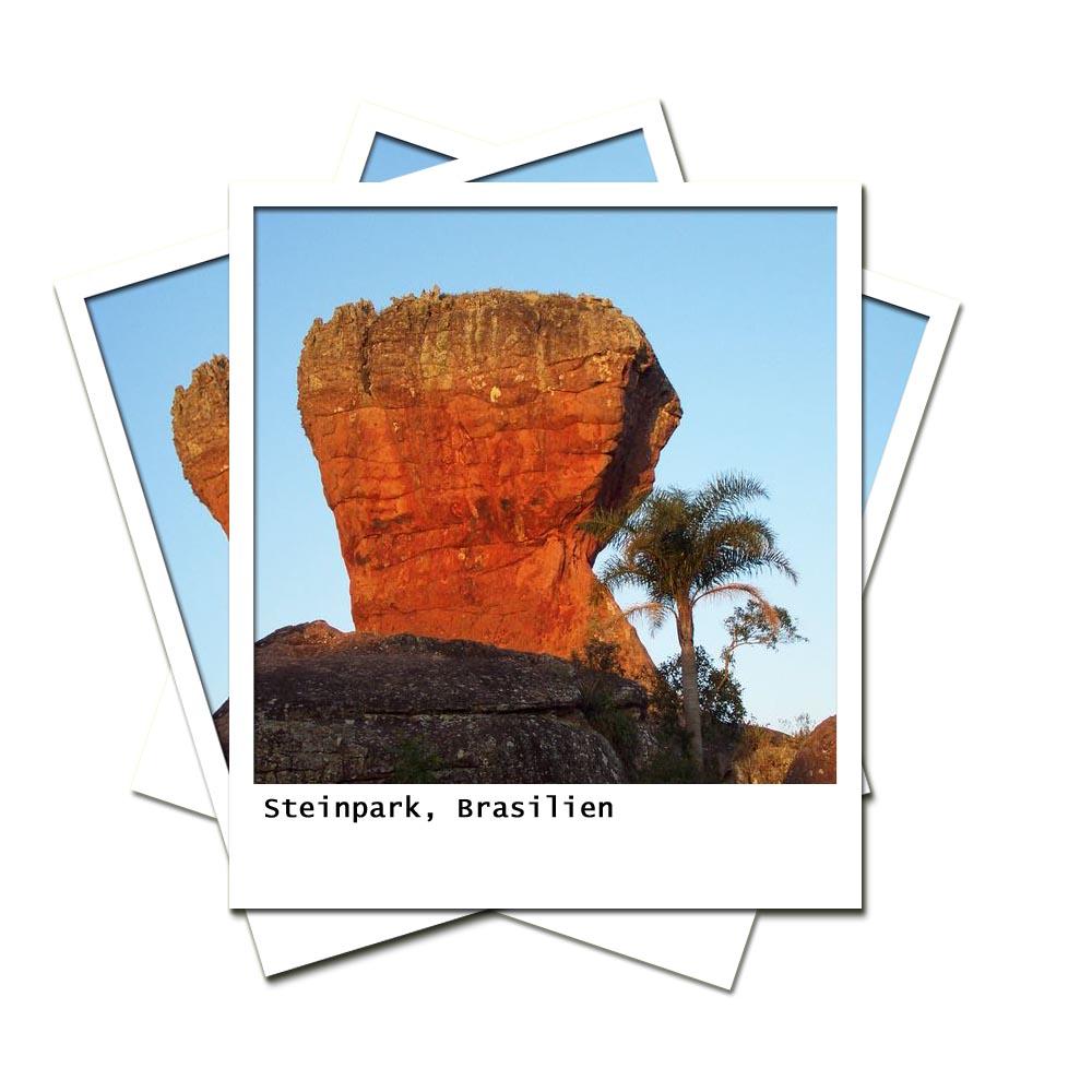 Steinpark, Brasilien II