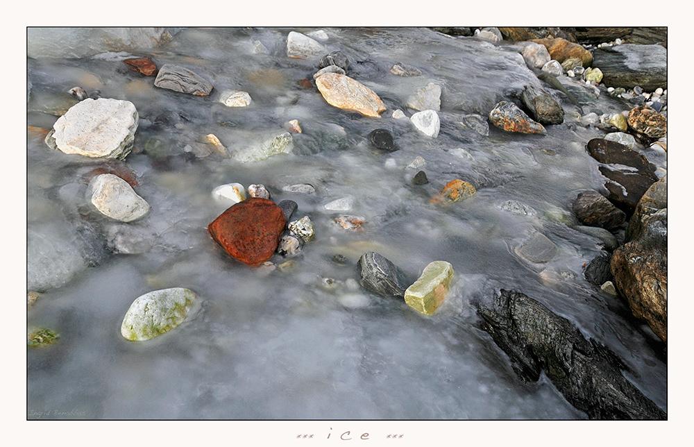 steinreiches Eis