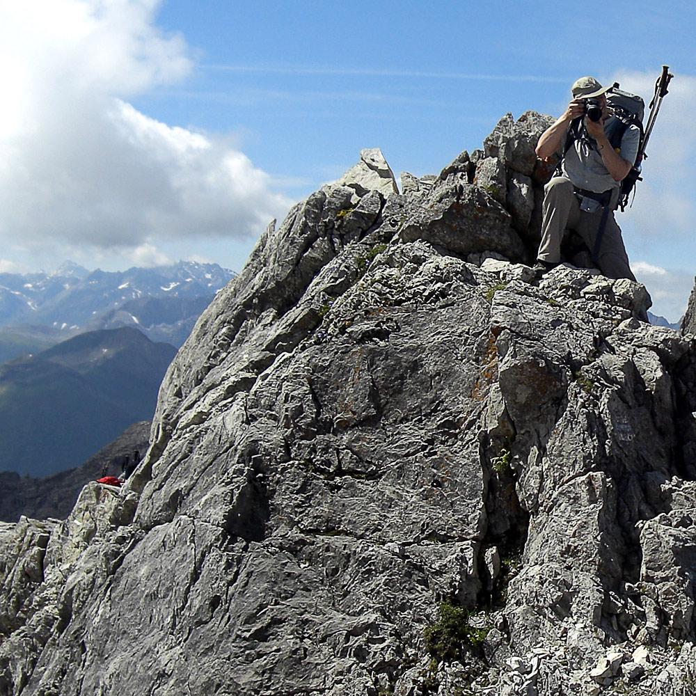 Steinschartenkopf 2615 m