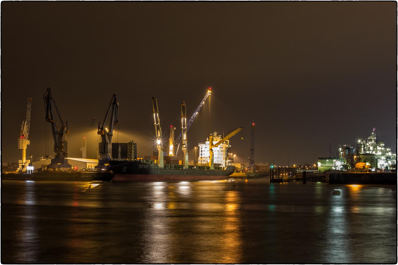Steinwerder Hafen