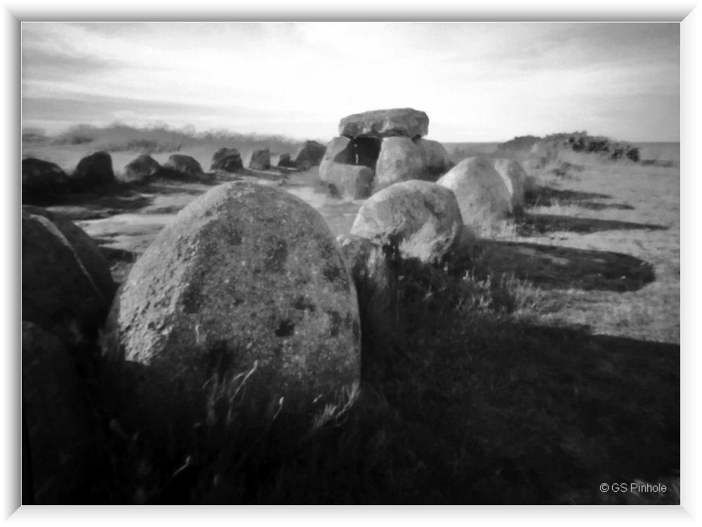 steinzeitlicher Harhoog /Sylt