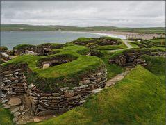 Steinzeitliches Wohnen