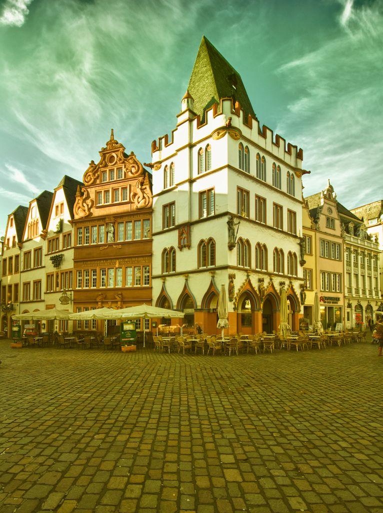 Steipe am Trierer Hauptmarkt