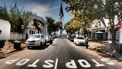 Stellenbosch Walk 1