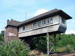 Stellwerk ENO In Essen Nord