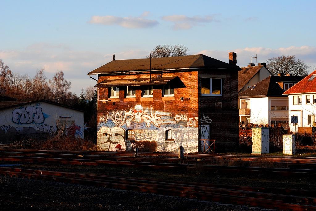 Stellwerk Paderborn Nord