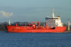 Sten Idun   - Öl/Chem Tanker
