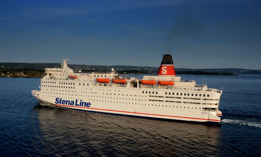 Stena Linie Oslo