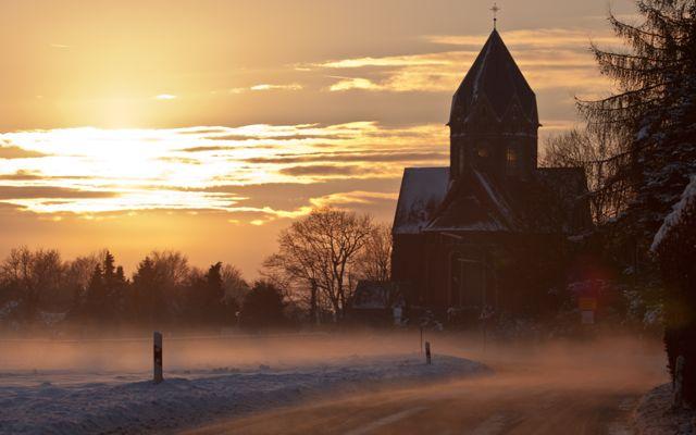 Stendener Dorfkirche