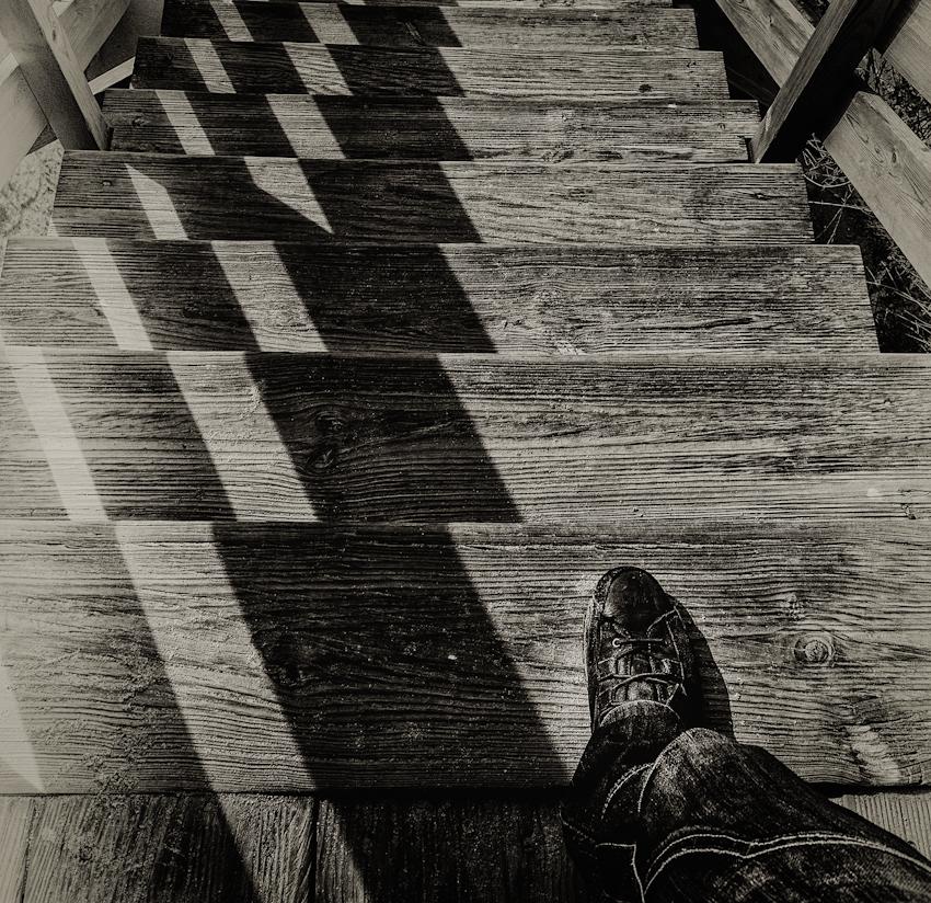 Step on!