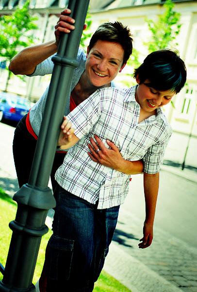 Stephanie und Arne