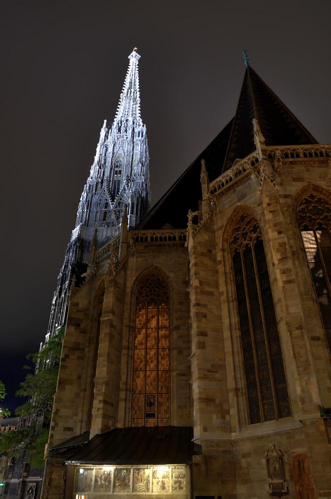 Stephansdom - Chor und Südturm
