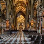 Stephansdom  zu Wien ...