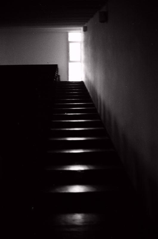 steps to light