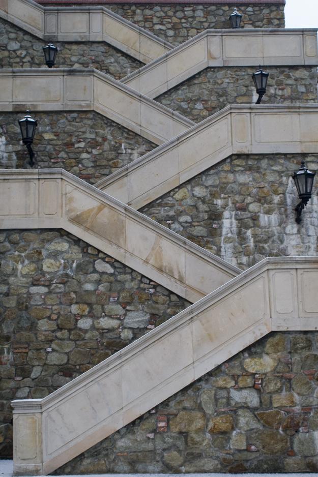 Stepway (Tower of Bratislava)