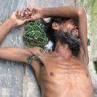 Sterben in Pashupatinath...