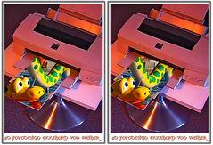 Stereo Printer 3D