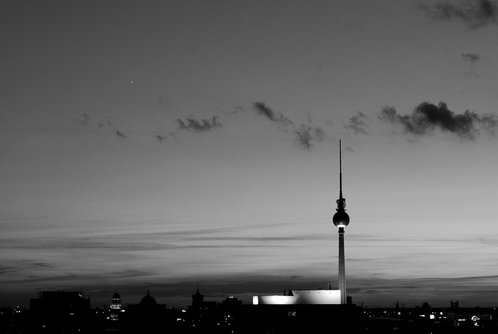 Stern über Berlin