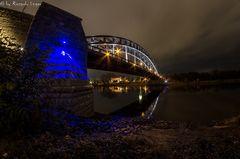 Sternbrücke im Magdeburg
