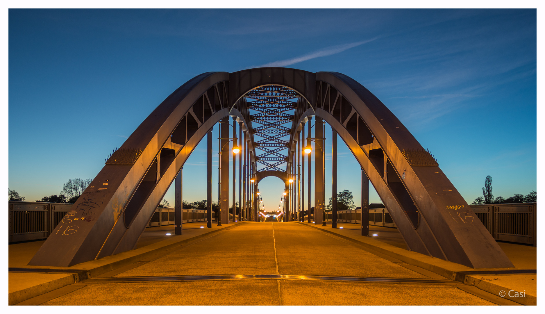 Sternbrücke Magdeburg II