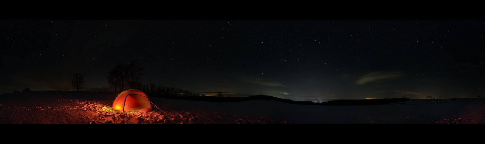 Sternchenzelters Mitternachtstraum