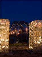 Sterne an der Sternbrücke
