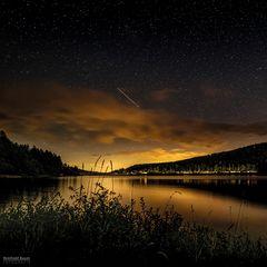 Sterne gucken am See