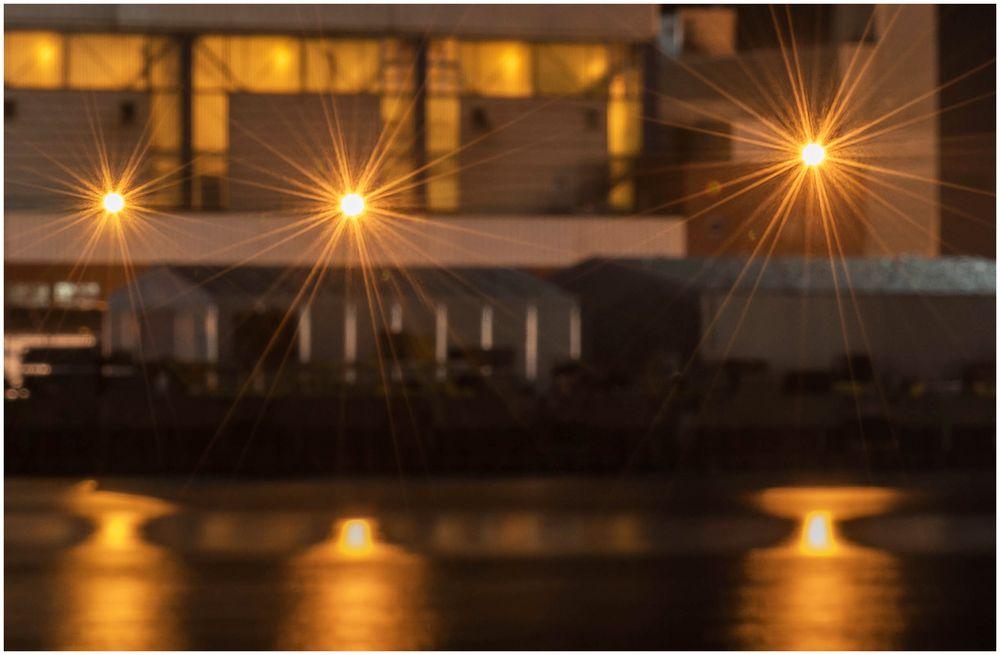 Sterne im Hafen