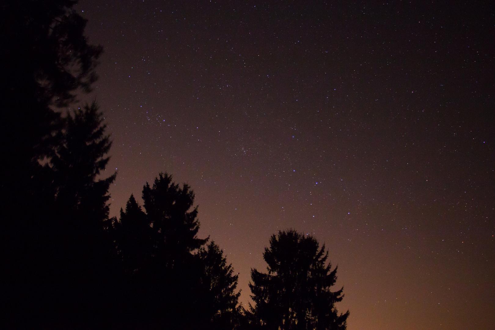 Sterne in Köttingen bei Liblar