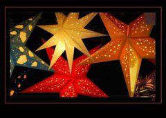 Sterne, sonst alles duster ...