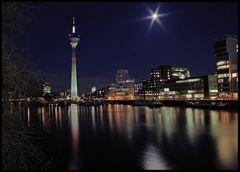 Sterne über Düsseldorf