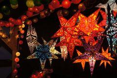 Sterne zum 3. Advent