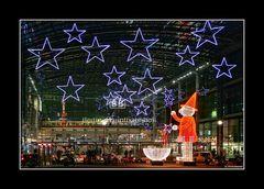 Sternenfänger am Berliner Hauptbahnhof