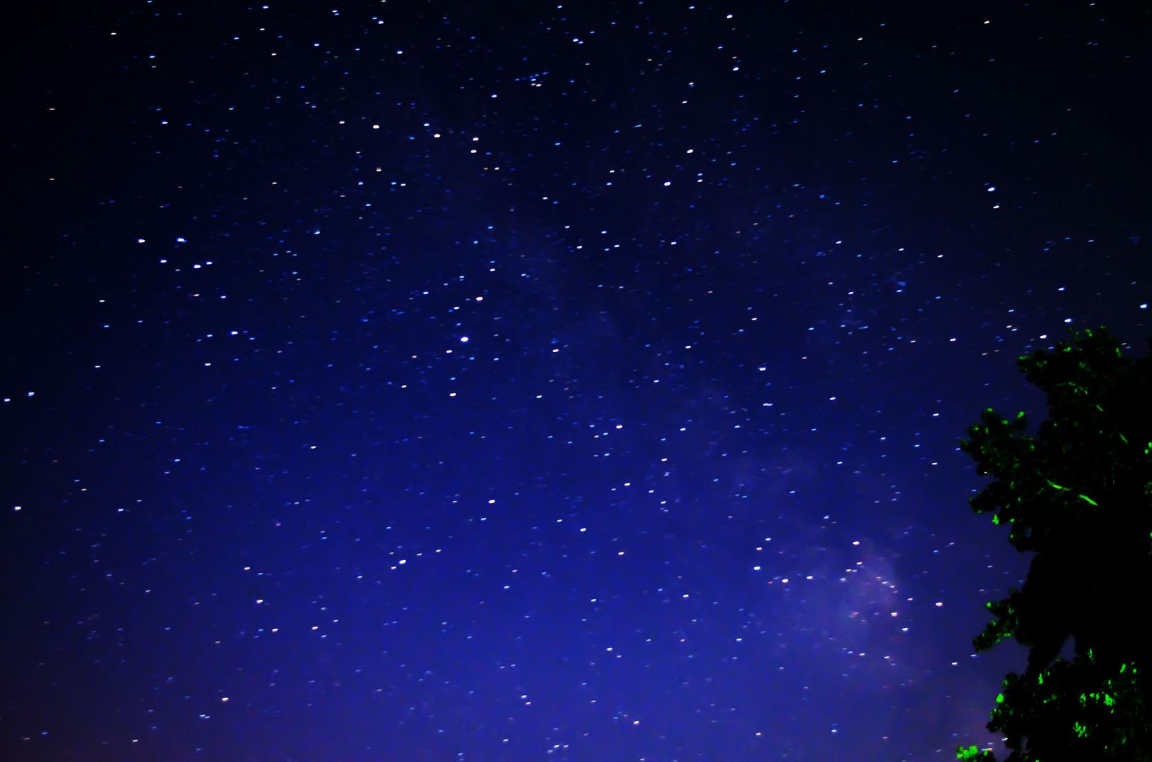 Bild Sternenhimmel Sternenhimmel Im Dezember 2019