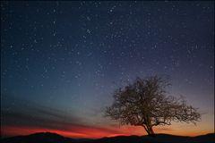 Sternenhimmel...