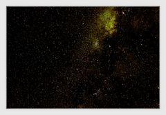 Sternenhimmel in der Makgadigadi Salt Pan