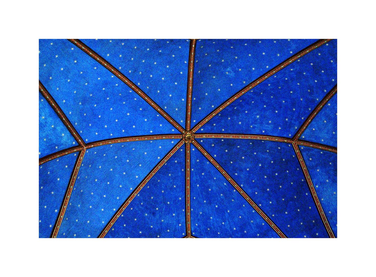 Sternenhimmel in der Roskilde Domkirke